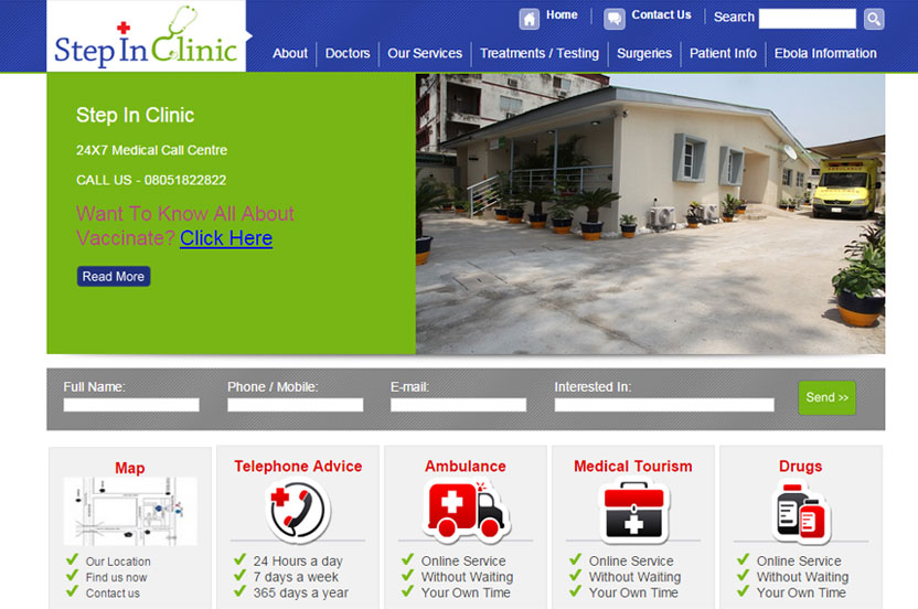 Step-In Clinic